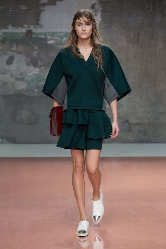 Milan Fashion Week Fall Winter 2014 Marni