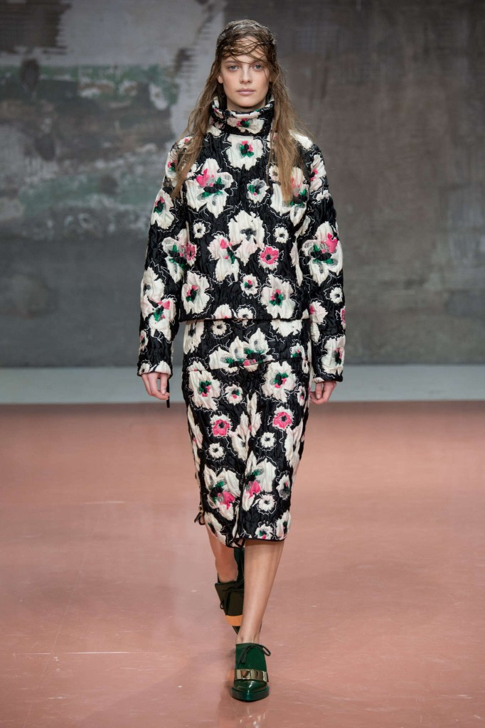 Milan Fashion Week Fall Winter 2015 Marni fashion event