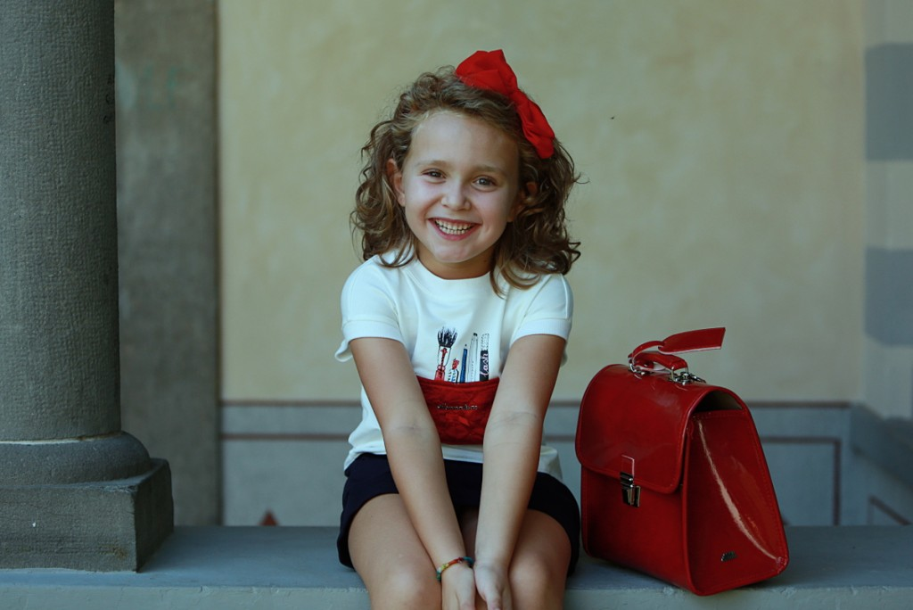 Monnalisa back to school 2015 outfit
