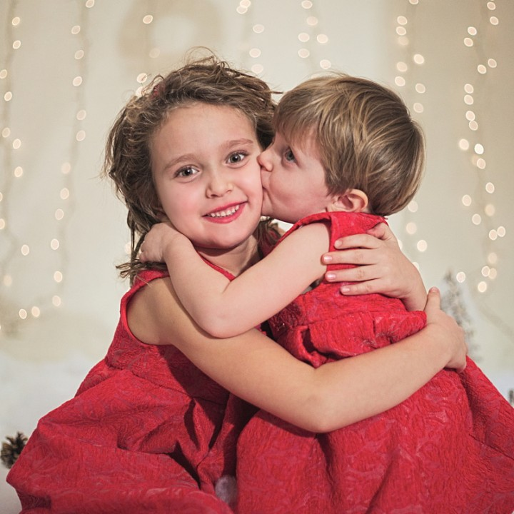 Sarabanda winter 2015 red for Christmas