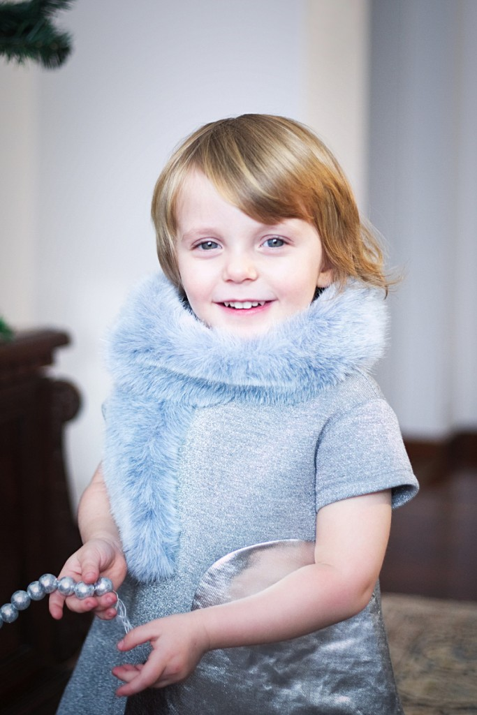 Simonetta winter 2015 techno fur collar
