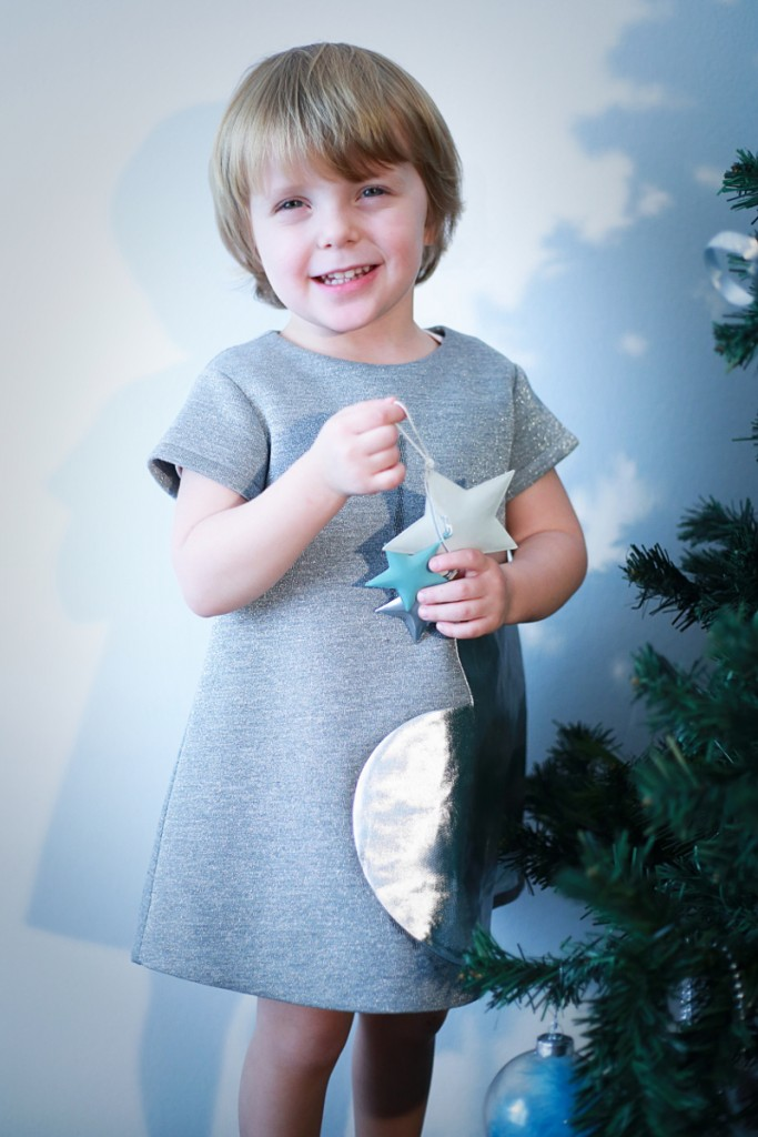 Simonetta winter 2015 grey dress