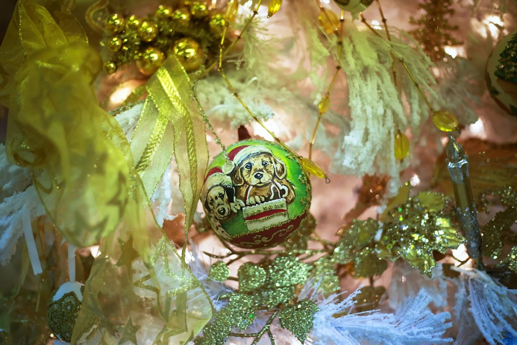 Vetrerie di Empoli beautful Christmas baubles 2015