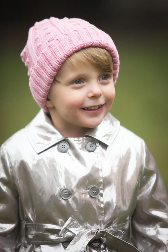 Catya winter 2015 pink hat for girls