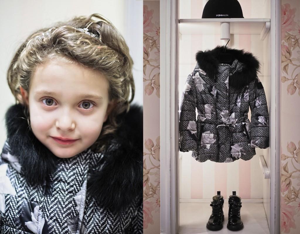 Monnalisa winter 2015 Milan store