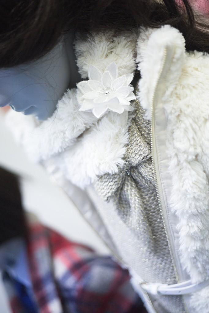 Sarabanda winter 2015 beige outfit