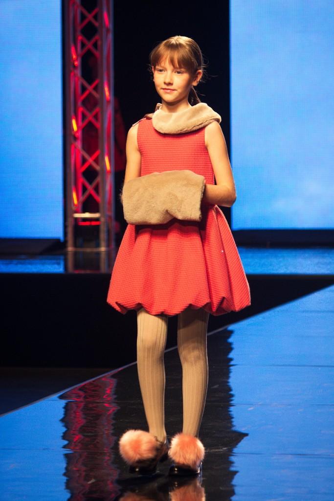 Children's Fashion from Spain event at Pitti Bimbo 82, Condor