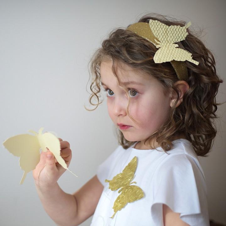 Liberiamo le farfalle with La Stupenderia