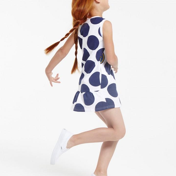 Kenzo kids spring summer 2016 polka dots