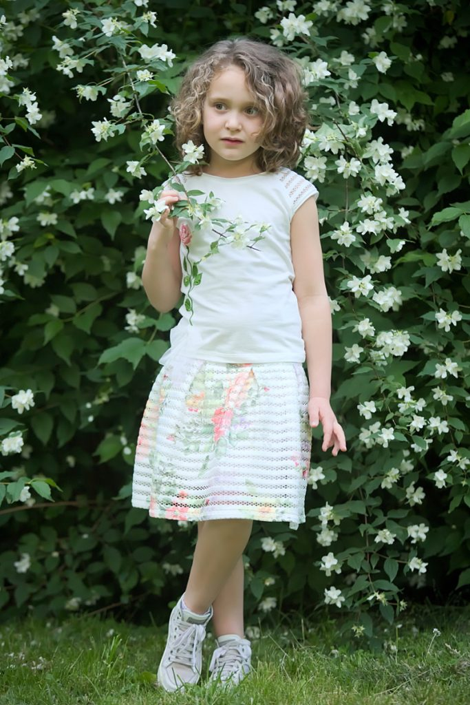 Elsy girl spring summer 2016 flowers
