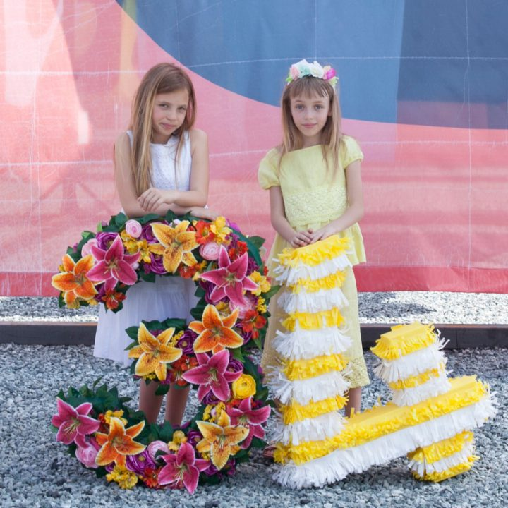 Ermanno Scervino junior and pitti lucky numbers