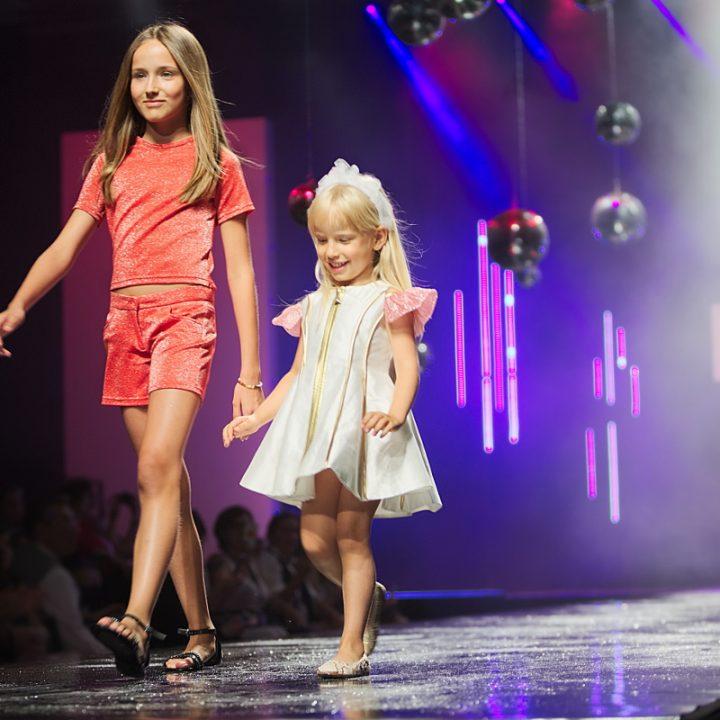 Alisha V fashion show at Pitti Bimbo 83