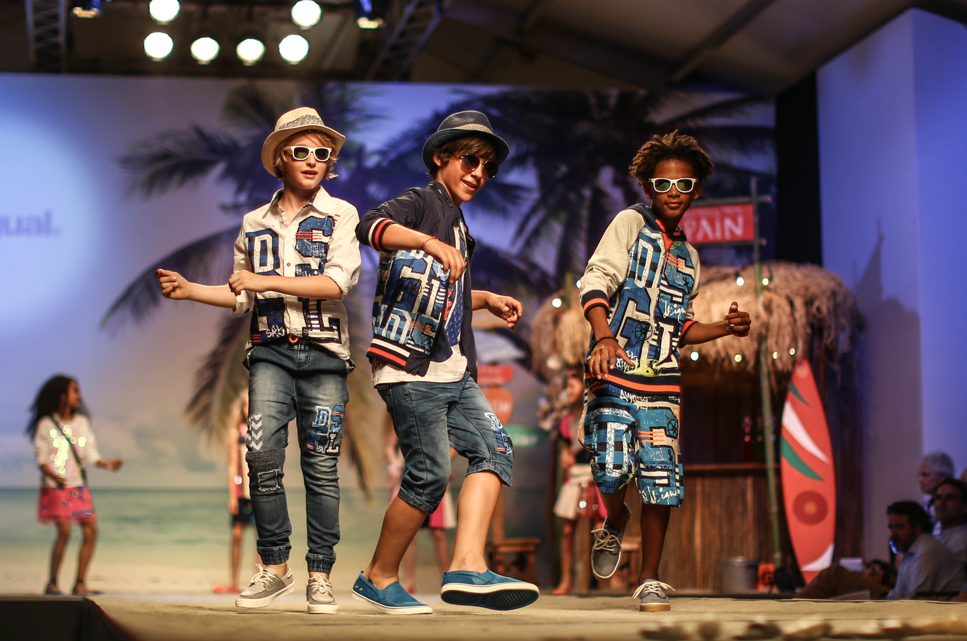 Children's fashion from Spain during Pitti Bimbo 83