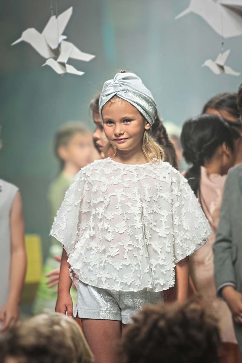 il gufo fashion show during pitti bimbo 83