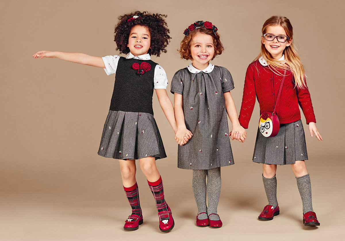 Dolce & Gabbana back to school 2016
