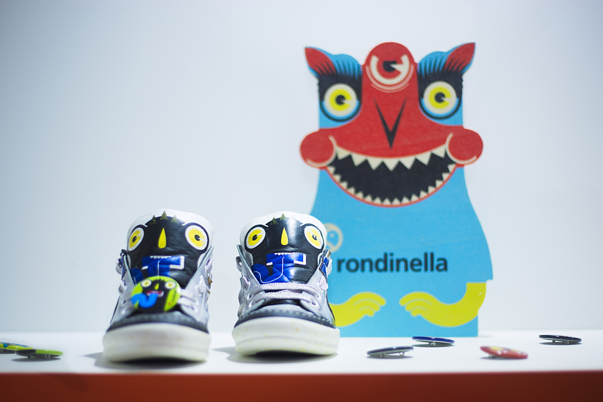 Halloween monsters and Rondinella