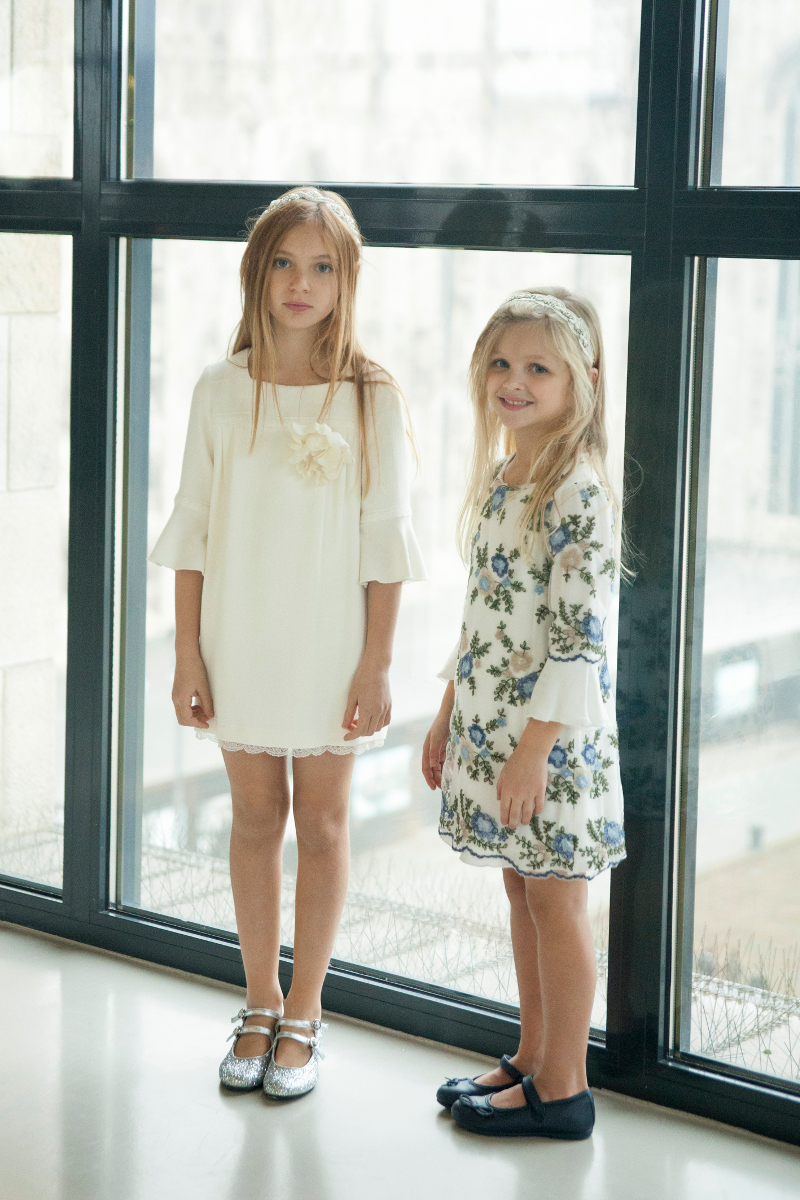 ermanno scervino junior fall winter 2016 to the Museo del Novecento