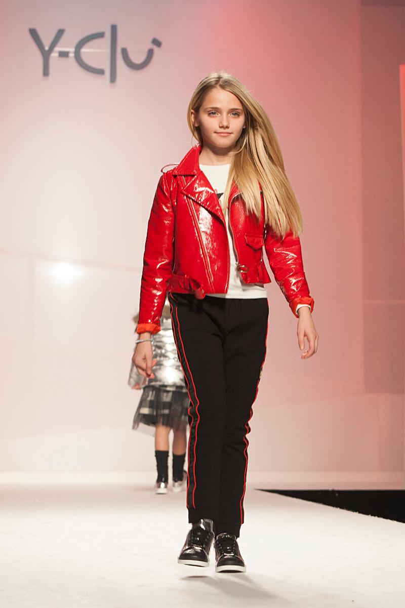Yclu Fashion Show During Pitti Bimbo 84 Fannice Kids