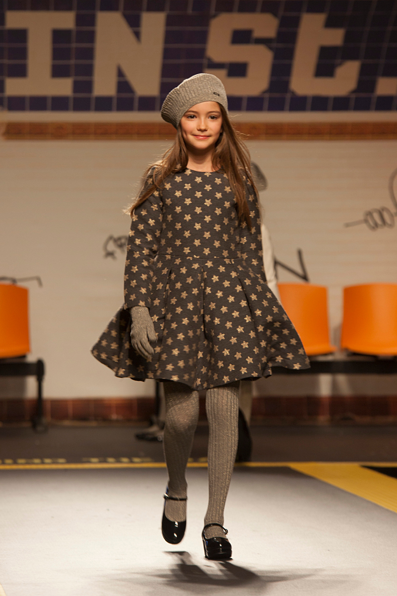 Children's fashion from Spain during Pitti Bimbo 84
