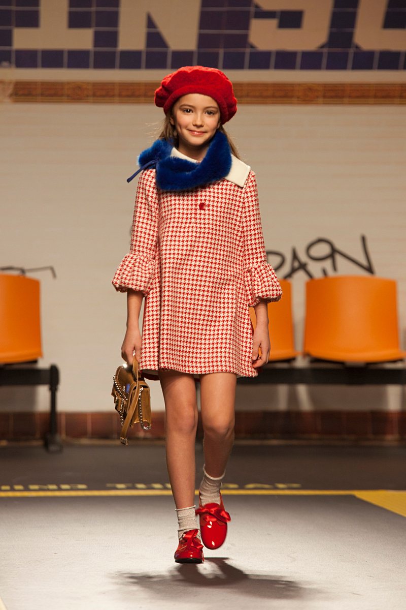 Children's fashion from Spain at Pitti Bimbo 84