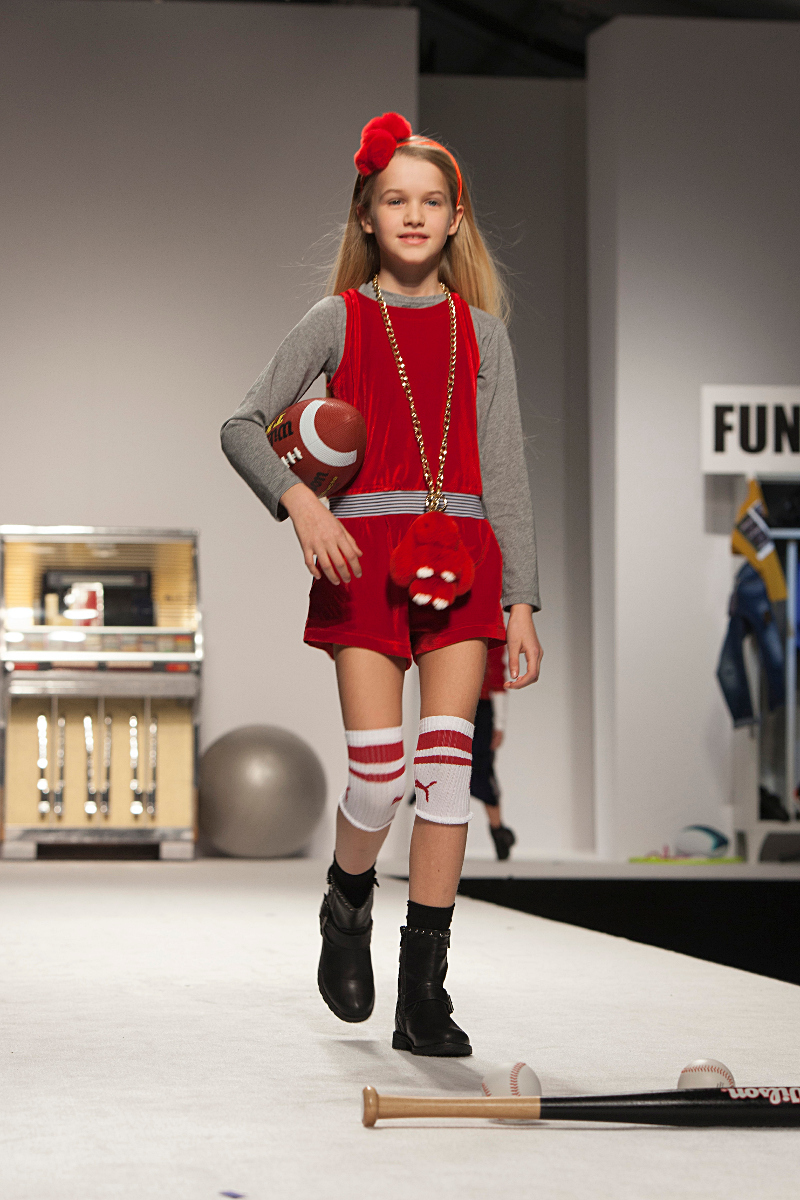 FUN FUN and She.ver fashion show