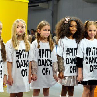 KidzFizz fashion show during Pitti Bimbo 84