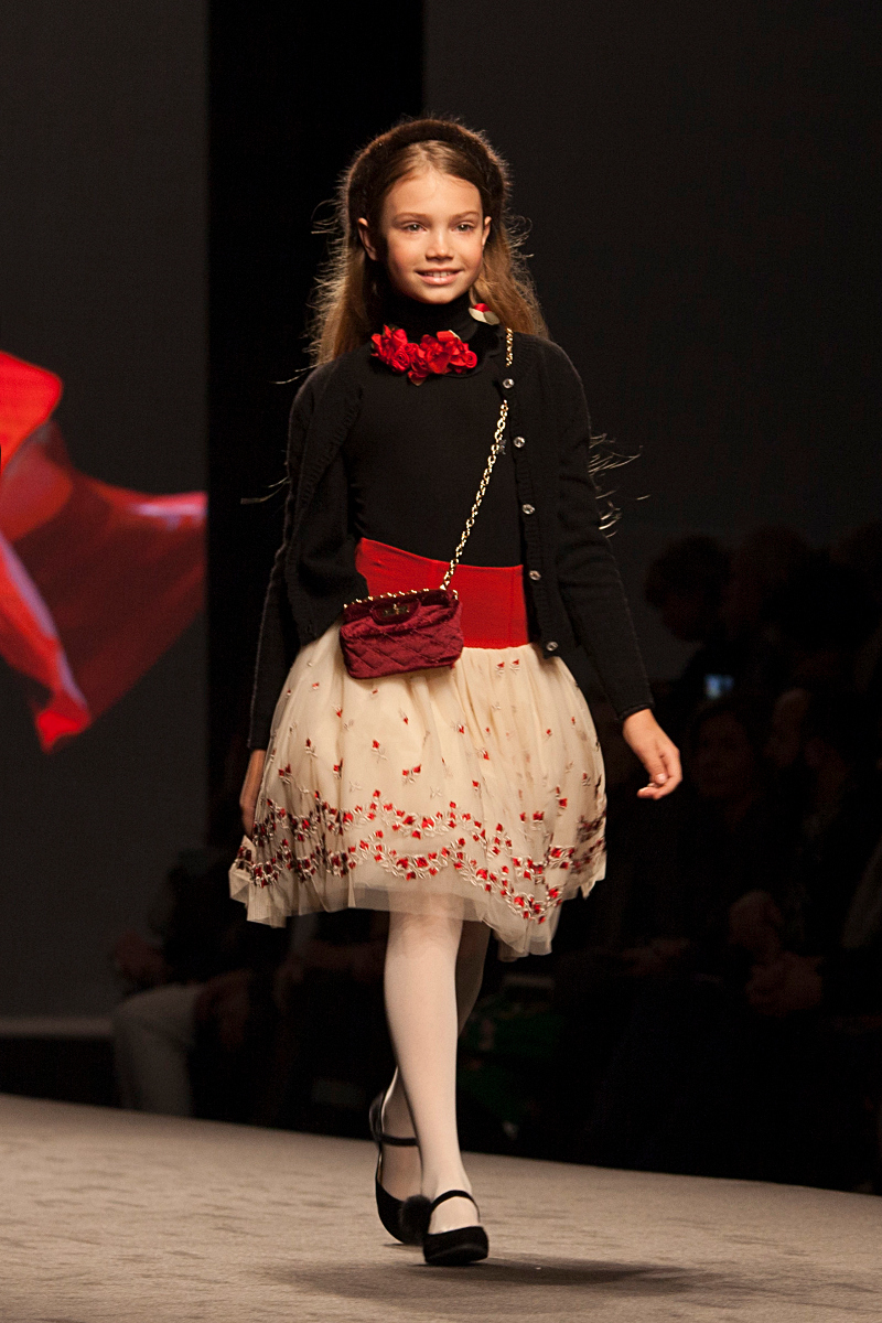 Monnalisa Fashion Show Fall Winter 2017