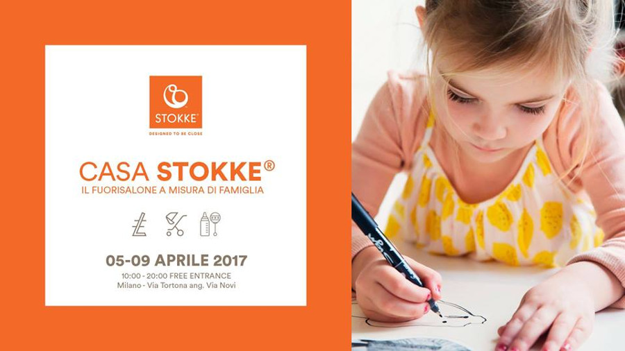 Design Week 2017 for kids Casa Stokke