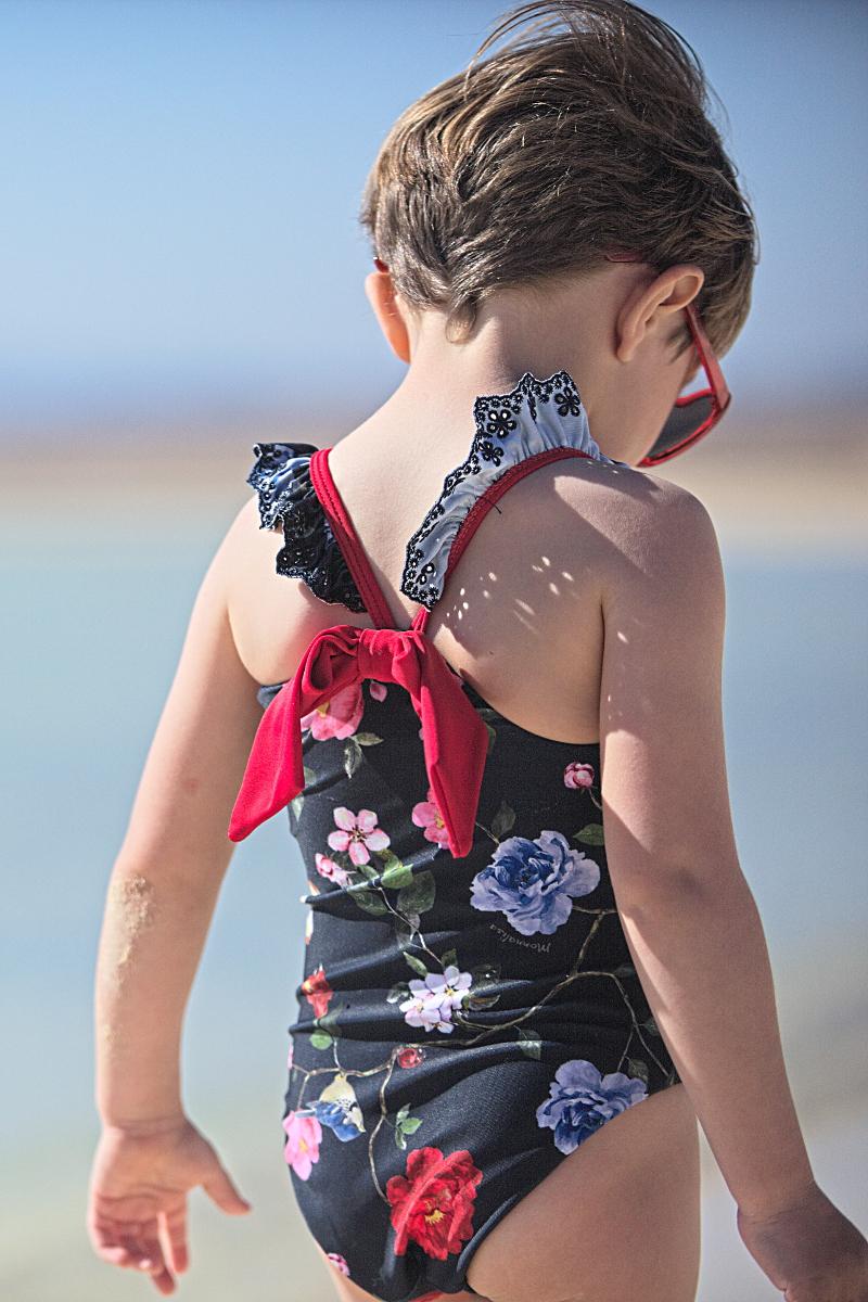 foto de Monnalisa spring summer 2017 flowers Fannice Kids Fashion