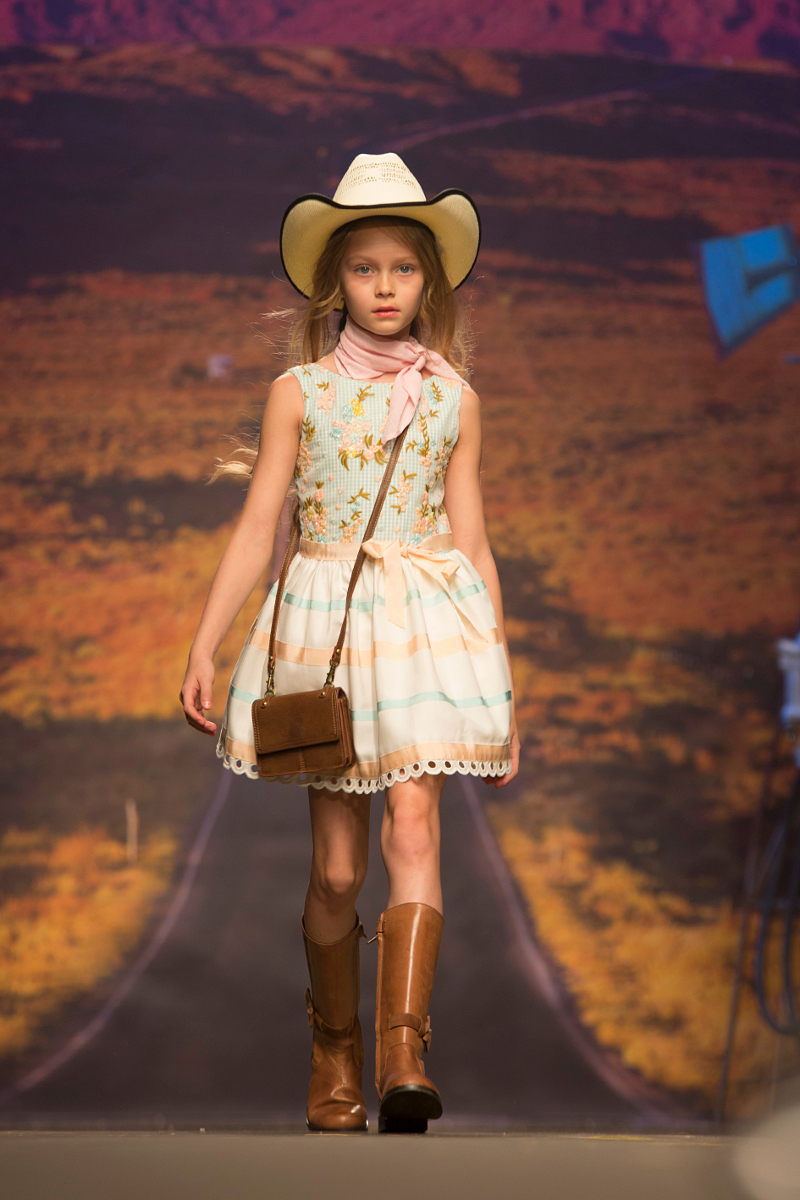 Children's fashion from Spain Pitti Bimbo 85