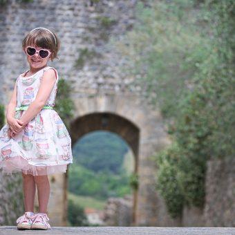 Visiting Monteriggioni near Siena and Monnalisa