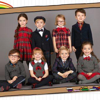Dolce Gabbana back to school 2017
