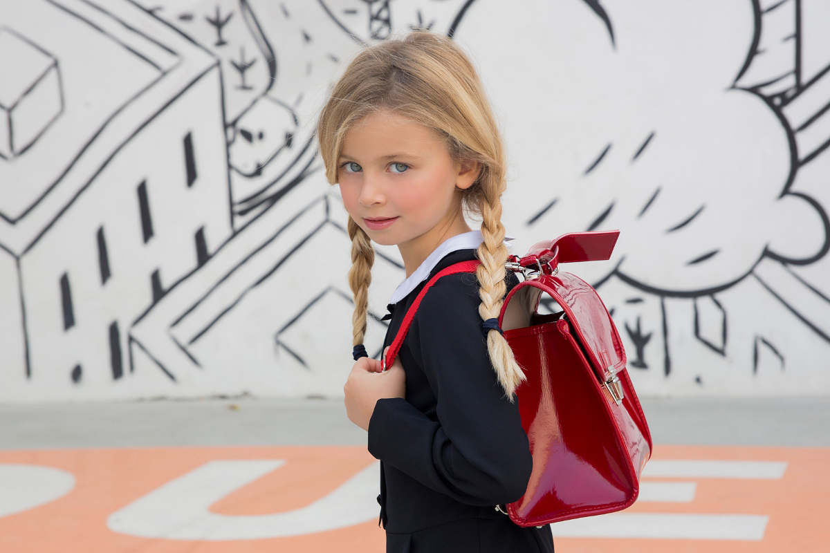 Lili Gaufrette back to school 2017