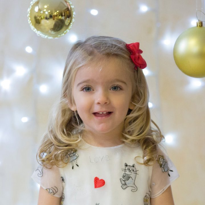 Christmas prep and Simonetta Christmas 2017