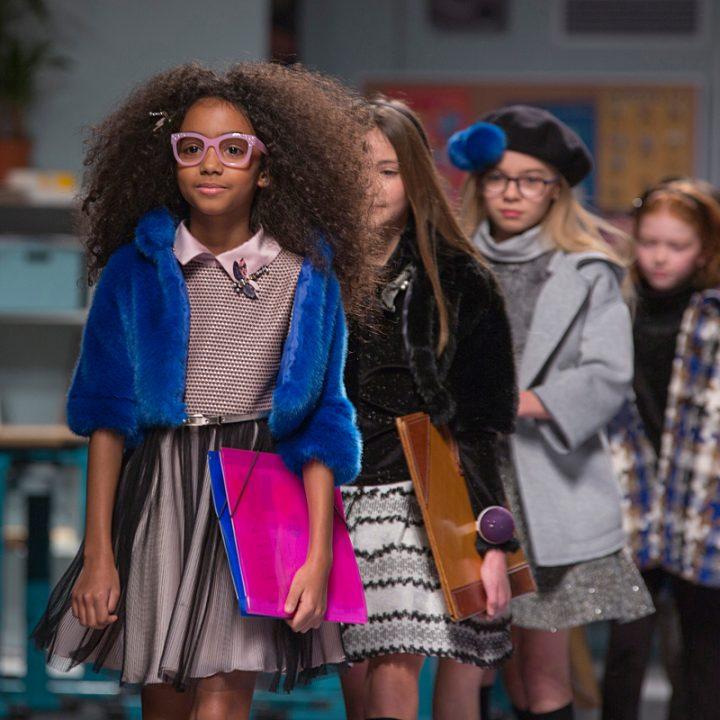 Children's fashion from Spain pitti bimbo 86