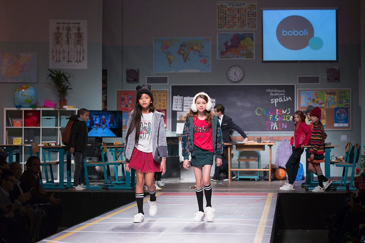 Children's Fashion from Spain Pitti Bimbo 86