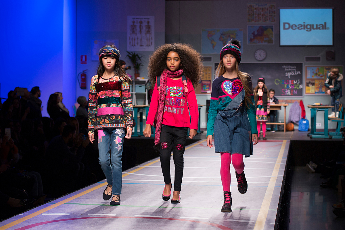 Children's Fashion from Spain Pitti Bimbo 86.