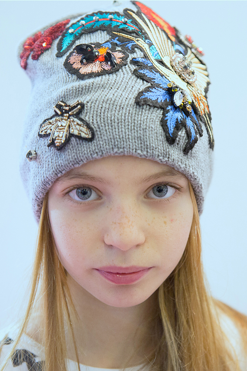 Cuffie Regina fall winter 2018 preview Pitti Bimbo 86