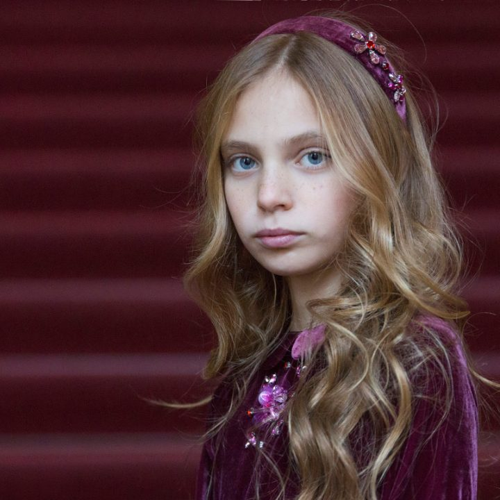 Lanvin Enfants fall winter 2017
