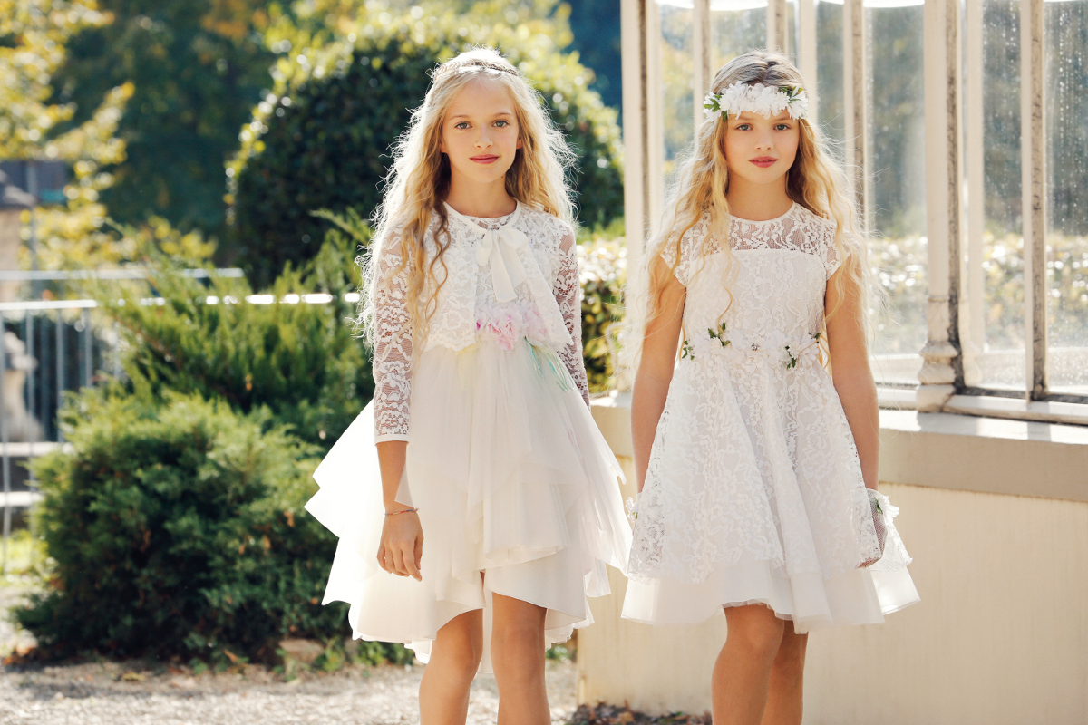 Aletta spring summer 2018 ceremony selection