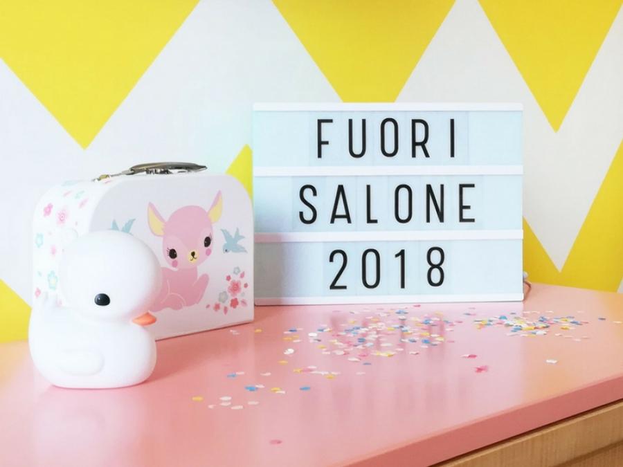 Design Week 2018 for kids Cosa fare con i bambini al Fuorisalone 2018 appartamento lago