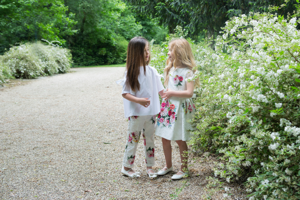 Flower power by Simonetta spring summer 2018