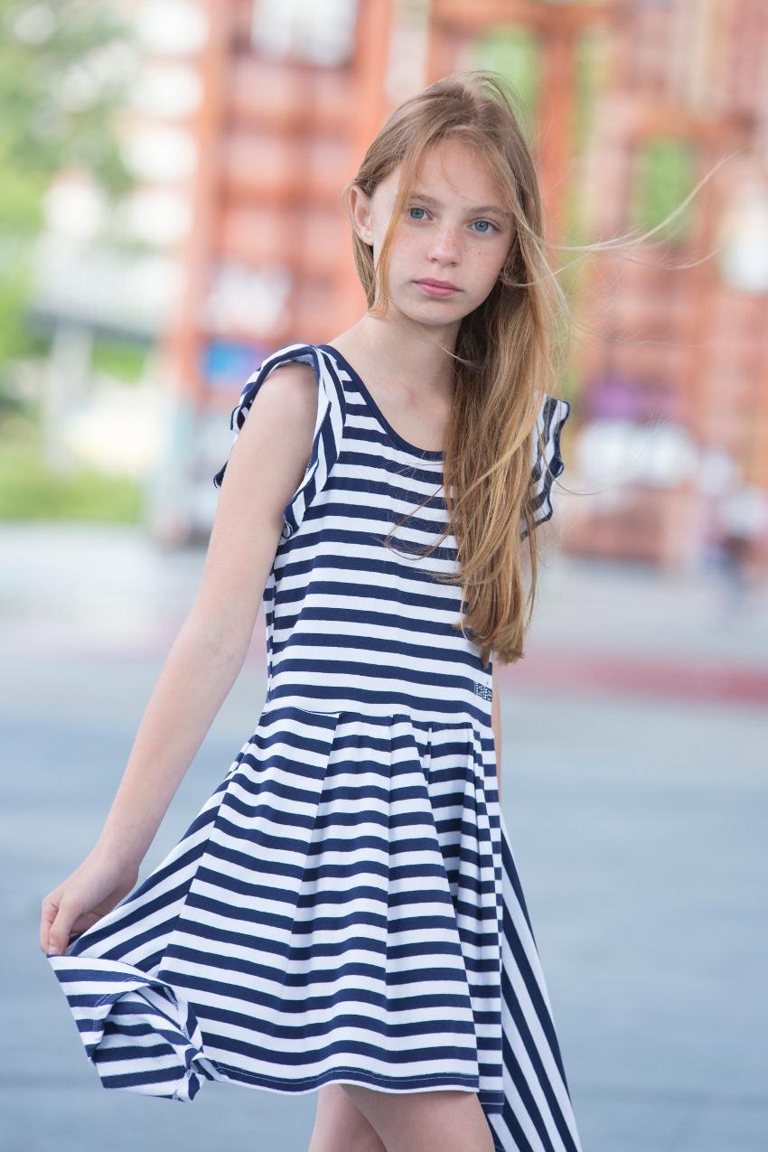 Stripe a pose! Maelie spring summer 2018