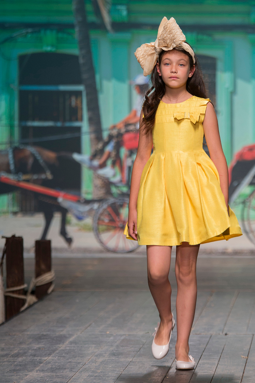 Children's fashion from Spain Pitti Bimbo 87 and Spring Summer 2019 kids fashion trends from Spain Abel & Lula