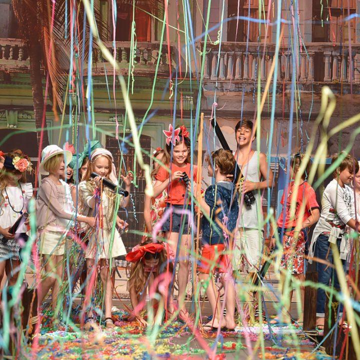 Children's fashion from Spain Pitti Bimbo 87