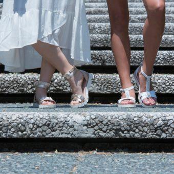 Around Pitti Bimbo 87 with Morelli sandals