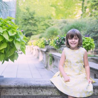 Art Institute Chicago gardens