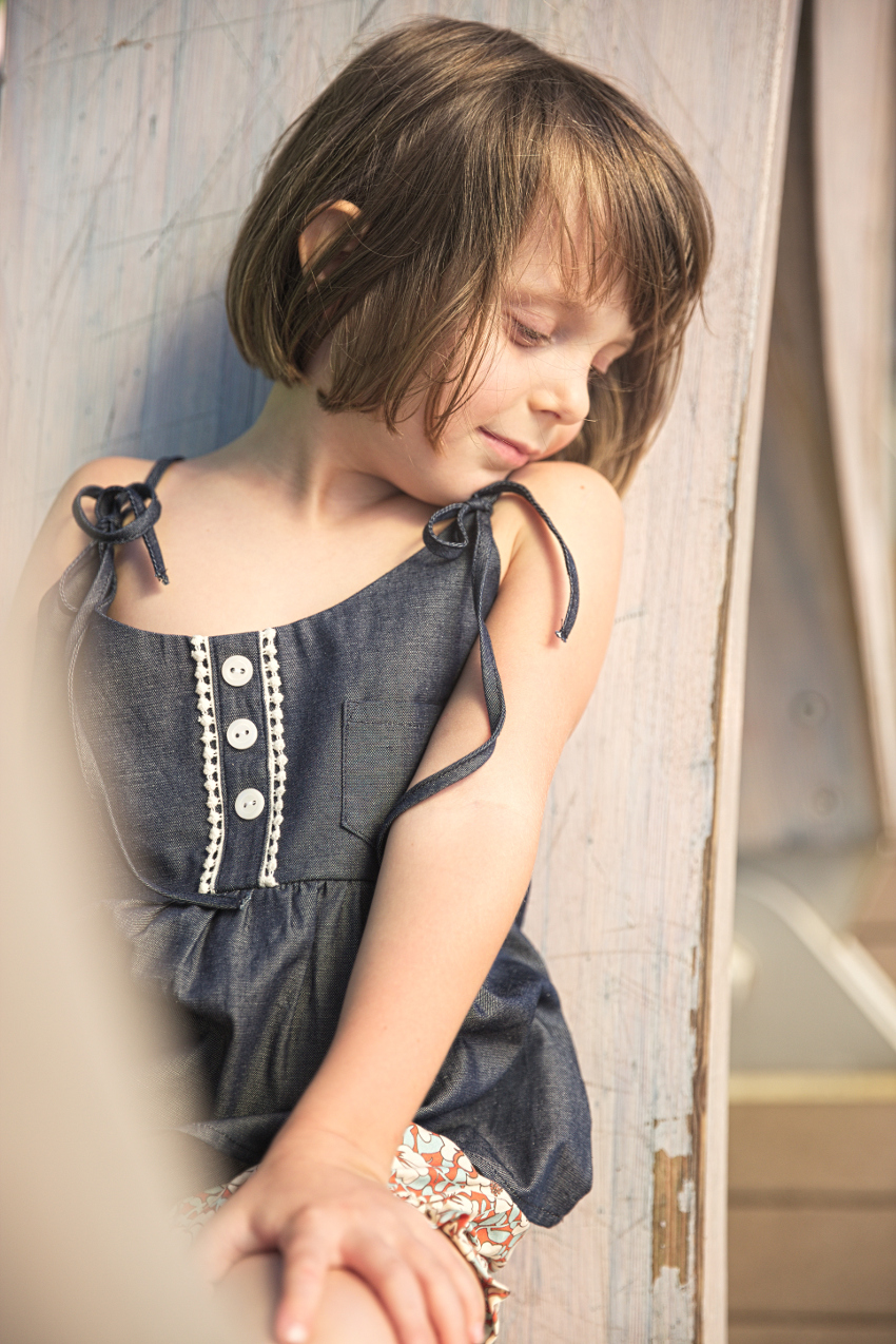 Lincoln park pavilion in unsigned children wearing spring summer 2018