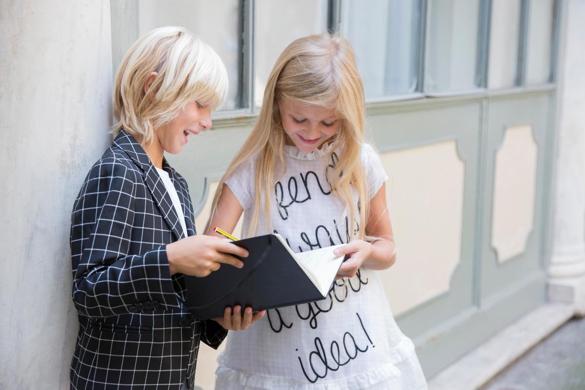 Fendi Kids Back To School 2018