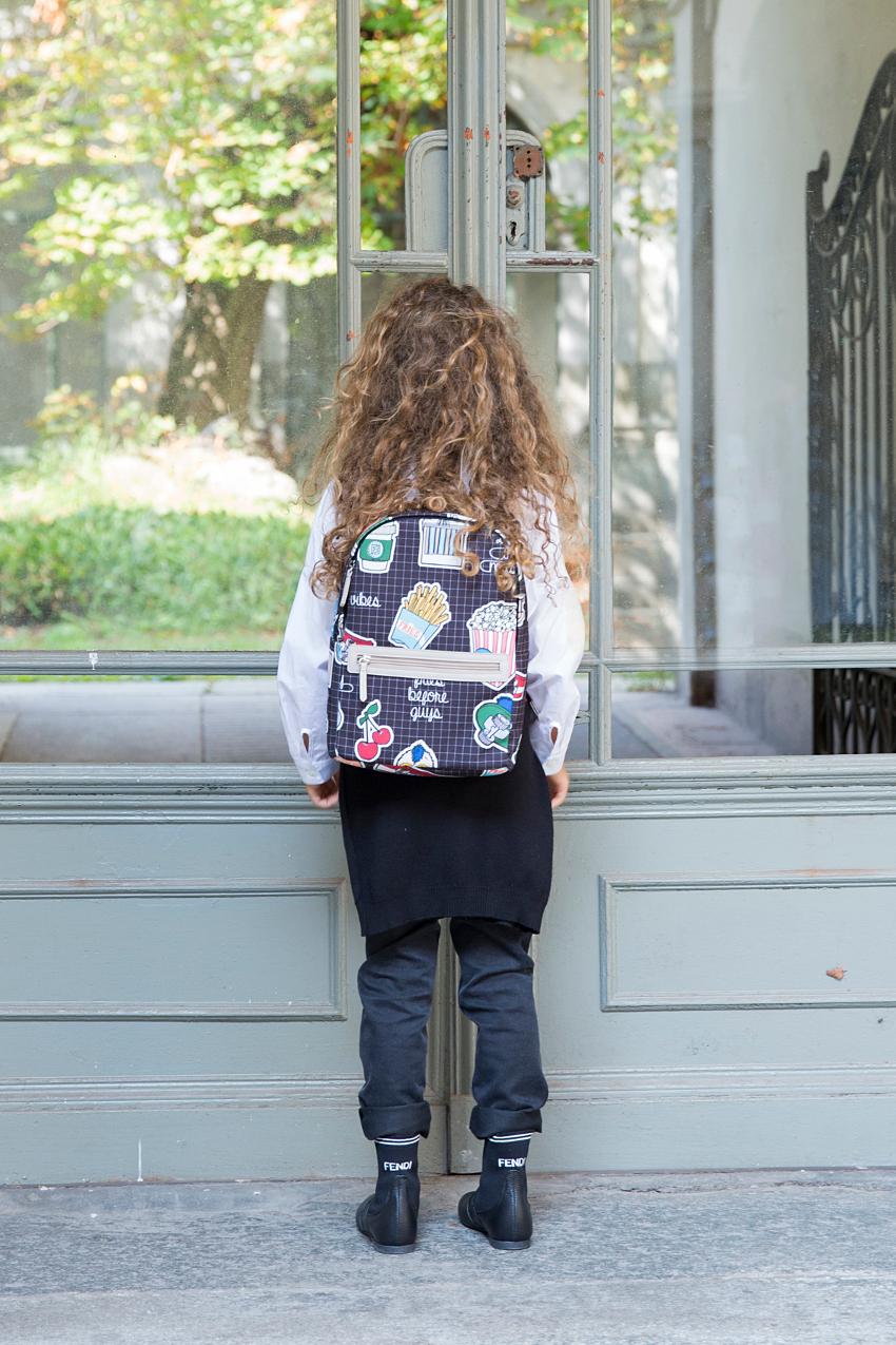 Fendi Kids Back To School 2018 – Street!
